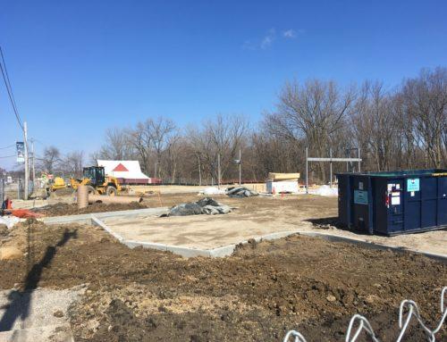 New Watseka McDonald's Construction is Making Progress!