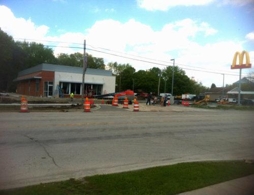Watseka McDonalds – Coming right along!